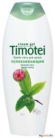 Timotei «Зелёный чай и цветок лотоса» – отдых для вашей кожи!
