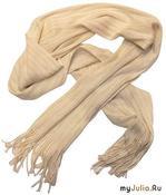 О шарфе замолвим слово...