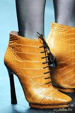 Два сапога пара. Модная обувь сезона 2008-2009