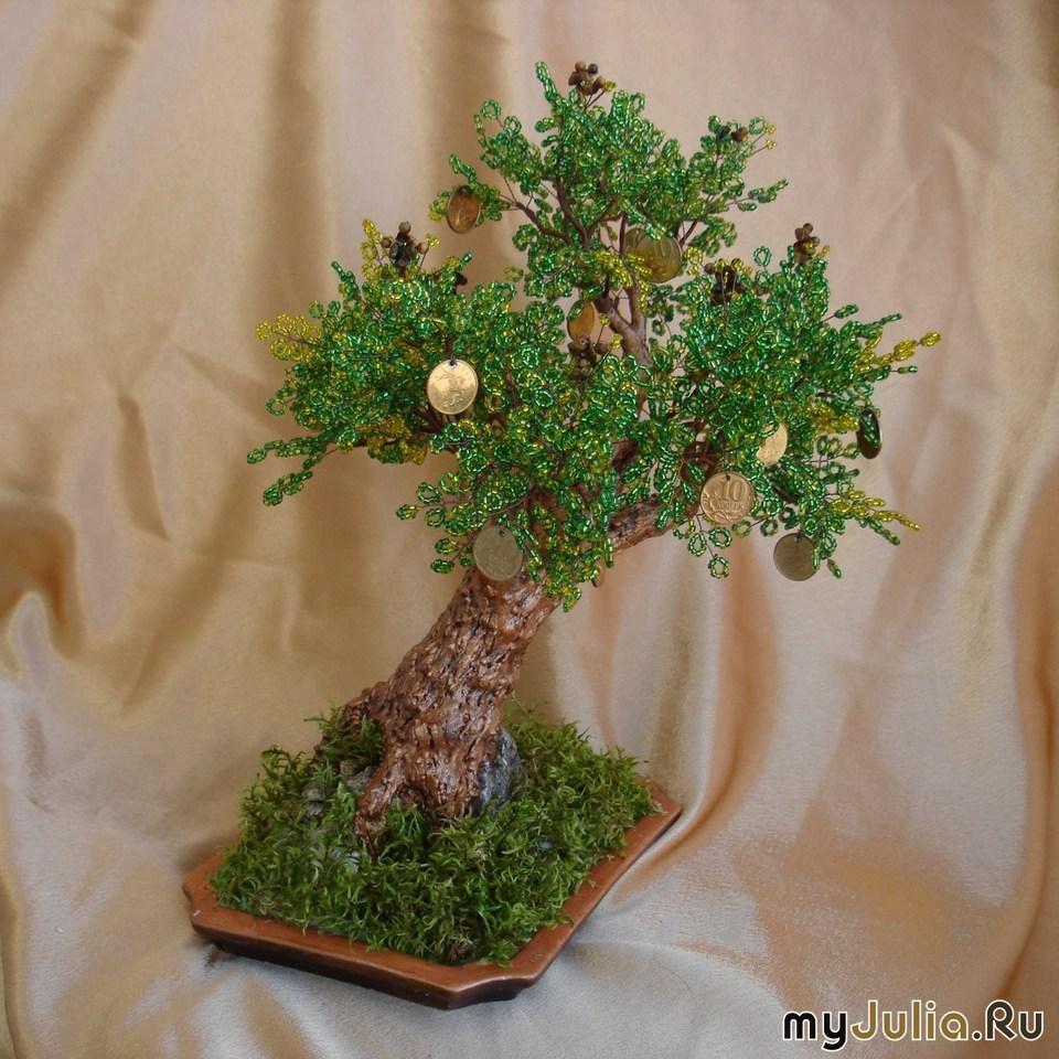 Цветы и деревья из бисера Сайт по теме: деревья и цветы из бисера и содержит фото, видео.