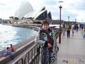 Австралия, Сидней, набережная у Оперы