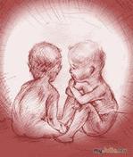 «Ты веришь в жизнь после родов?»