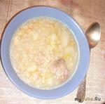 Жемчужный суп