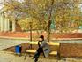 осень... пора поэзии и шляп