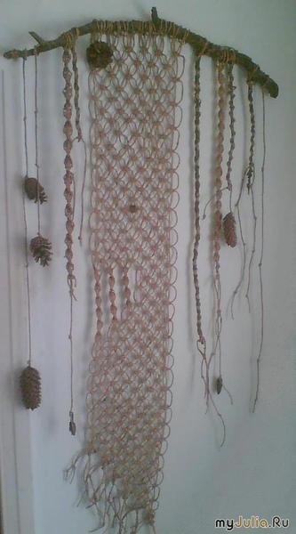 Рукоделие панно на стены