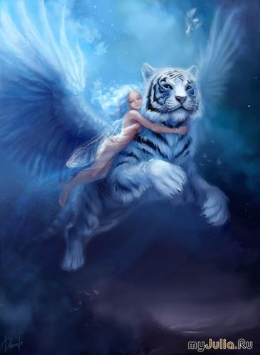 Рожденная в год Тигра