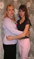 Эмо дочь и эмо мама.