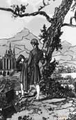 Оппозиция природы – цивилизации в романе  «Страдания юного Вертера»
