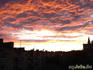 Пламенеющий закат