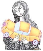 Машина лучше, чем девушка, потому что машина не изменит