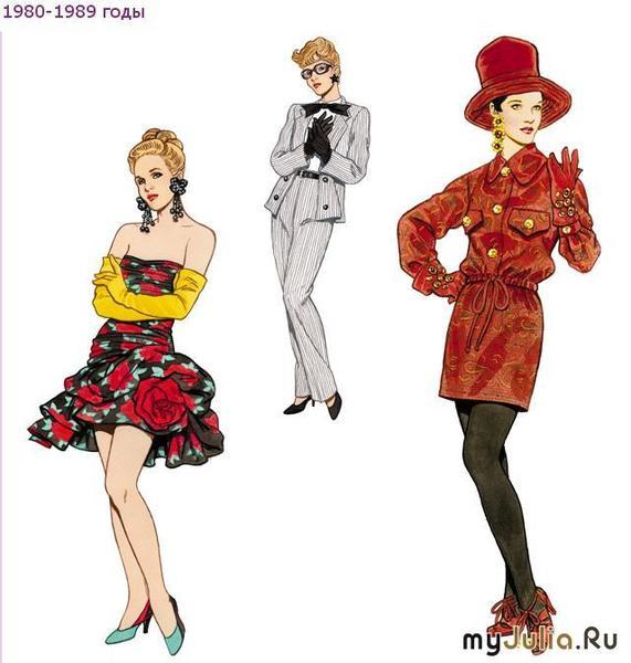 Мода 80-х. Обувь.: Дневник пользователя yulabu: Дневники - женская ...