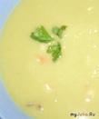 Рецепт супа-пюре из авокадо с мидиями