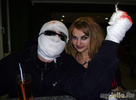 Хеллоуин!!
