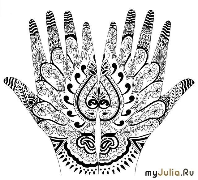 Эскизы рисунков так рисуют индианки