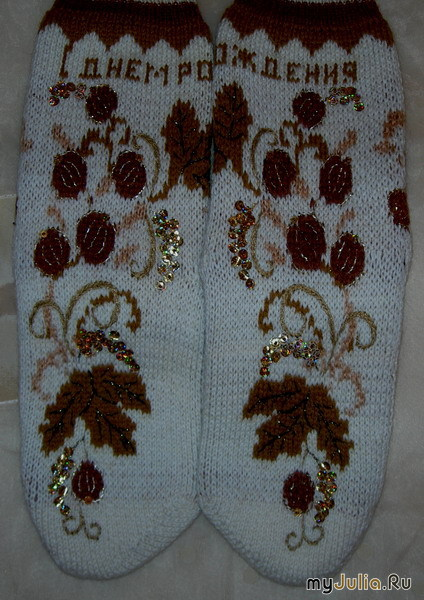 Схемы вязания шарфов 66