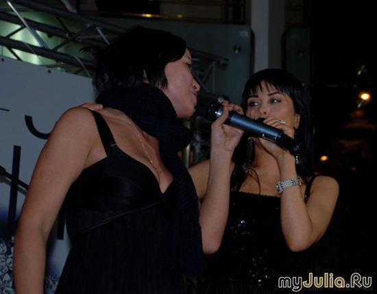 Юлия Беретта  и Гера