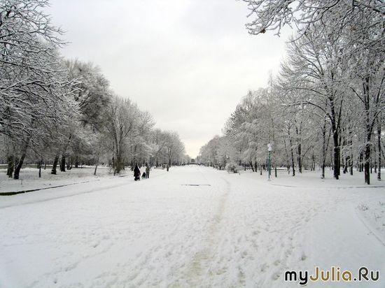 Кировоградский дендропарк