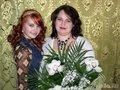 Фиона с Маргошей и орхидеями