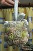 шарик из роз