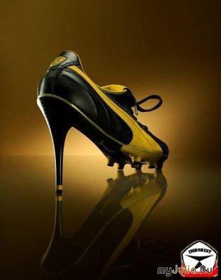Креативная обувка (18 фото) .