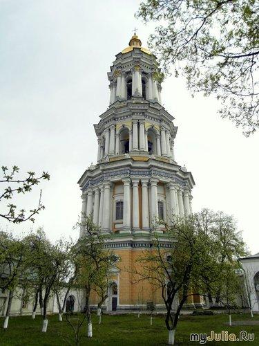 Большая колокольня Киево-Печерской лавры