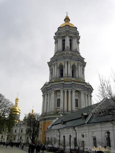 Большая колокольня Киево-Печёрской лавры