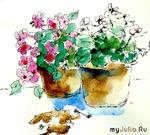 Конкурс: цветы в нашей жизни