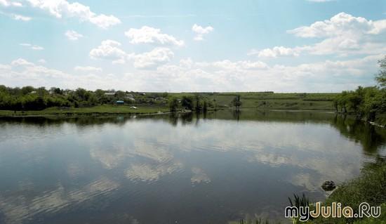 Речка Сугоклея
