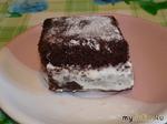 Экономный шоколадный бисквит