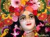 Господь Баларама - старший брат Кришны - Божество Вриндавана (Индия)