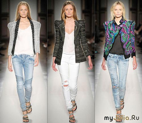 Модные женские джинсы - как правильно выбрать джинсы, какие джинсы...