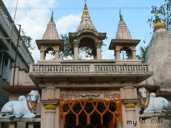 Храм Кришны, Индия