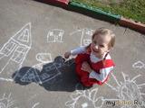 Пусть всегда будет мир!!! (Настя, 6 лет)