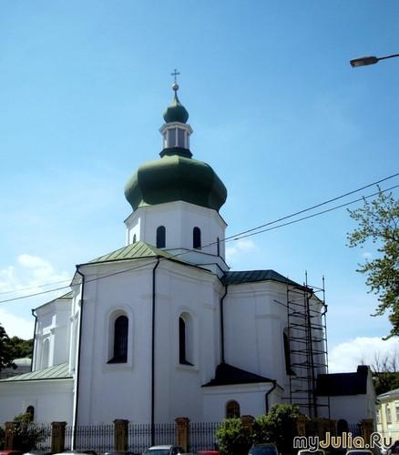 Храм Святого Николая (Притиска)