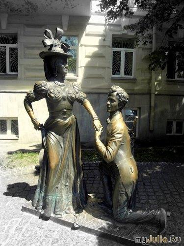Голохвастов и Проня Прокоповна