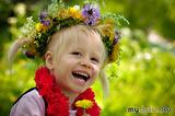 Цветочная поляна счастья!