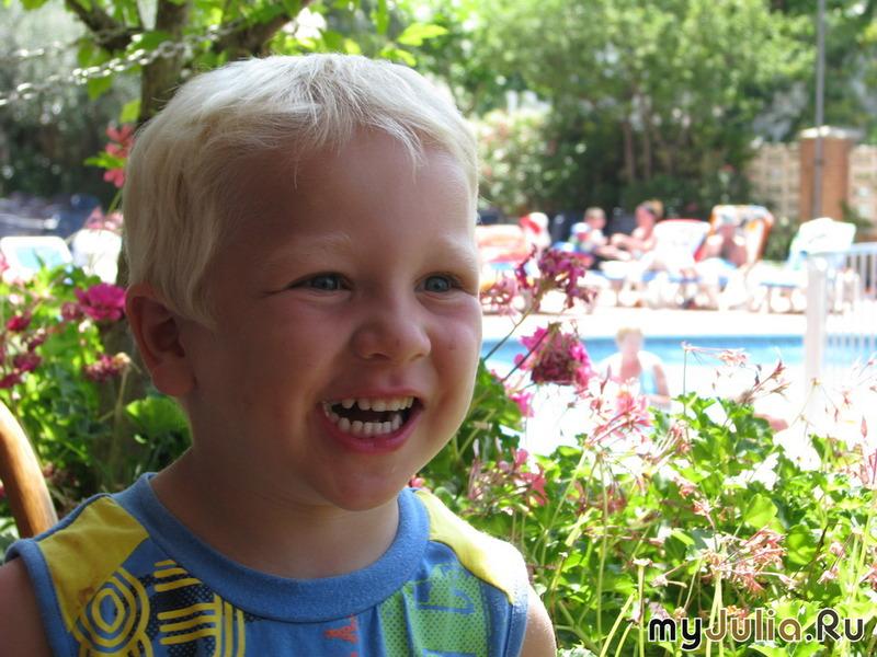 Конкурс улыбок детей