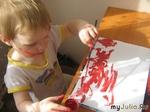 Способы нестандартного рисования