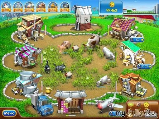 Игра в бесплатно супер ферма