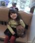 Дочка моей подруги. Дашка.