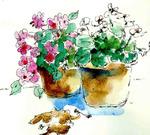 """Итоги конкурса """"Цветы в нашей жизни"""""""