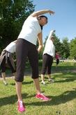 Дай себе волю: занимайся спортом на свежем воздухе