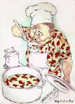 Самое доступное на кухне! Рецепты от Руфины. Часть 4.