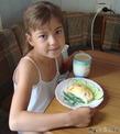 Горячий бутерброд «Солнышко»