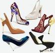 яркая модная женская обувь для оптовых покупателей.