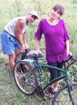 Велопробег по бездорожью, или возможности практикующего аюрведическую йогу.