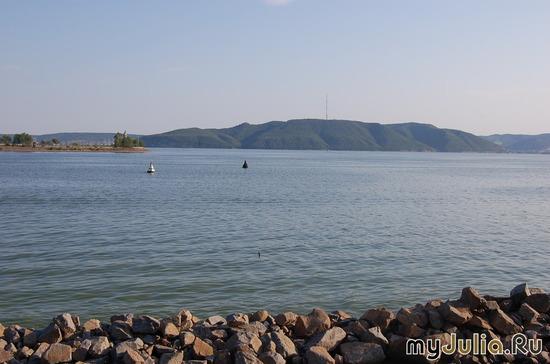 Волга, Тольятти