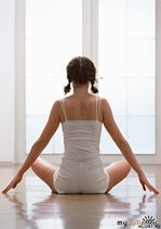Йога для начинающих. Часть 3.