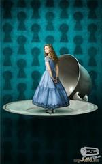 «Алиса в Стране Чудес» (о чае)