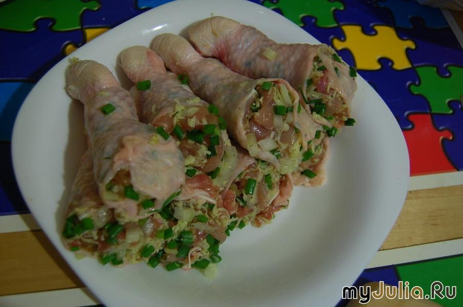 Филе голени рецепты с фото